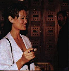 naked leaked hot tia carrere
