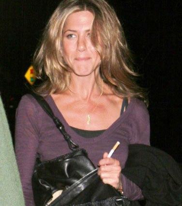 Smoking Celebrities