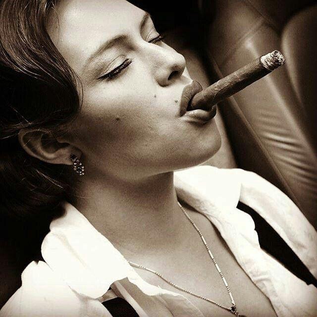 famous cigar smoker woman sharon stone
