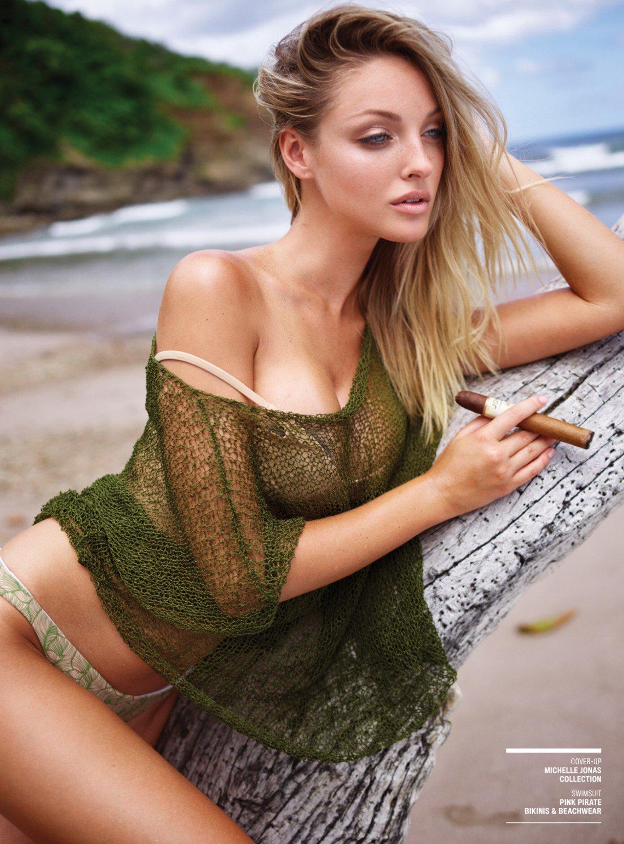 bikinis Cigarettes and