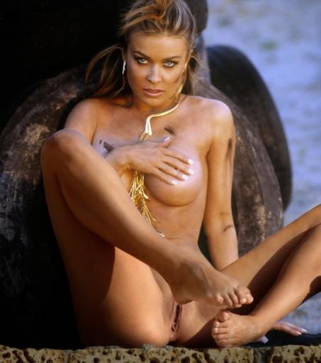 Carmen electra porn career