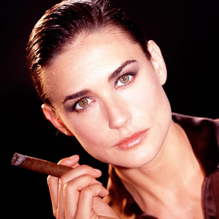 cigar smoker hollywood star