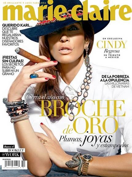 smoking celebrity cindy crawford