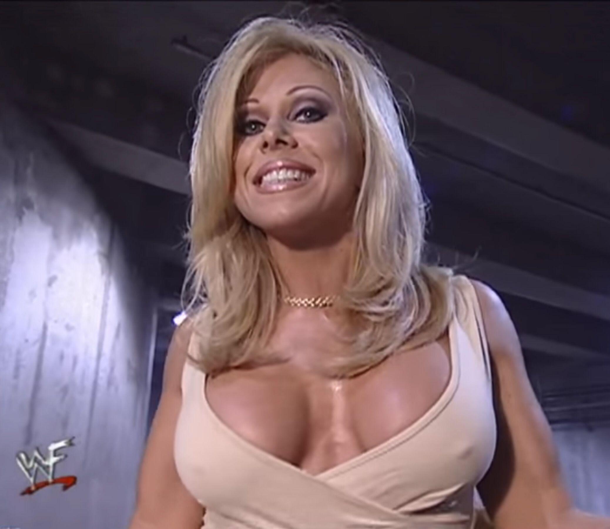Terri Runnels topless