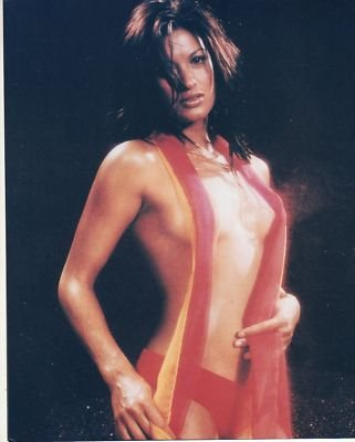 Think, that Gina gershon sexy are mistaken