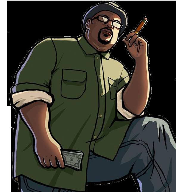 The Big Smoke Cartoons and Comics - The CigarMonkeys