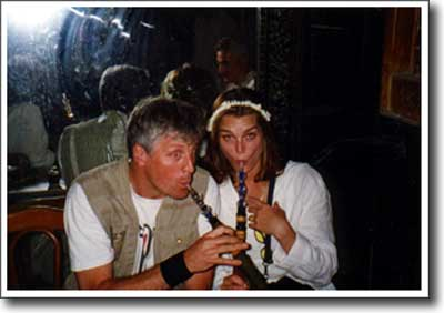 Brooke Shields Smoking...
