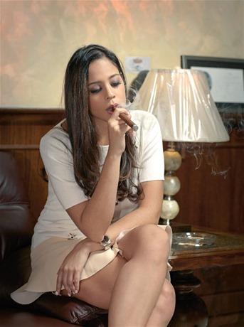 Nirka Reyes Estrella, De Los Reyes Cigar President