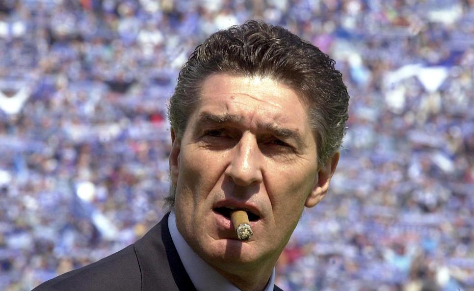 Auf Eine Zigarre Mit Rudi Assauer Cigarmonkeyscom Cigar