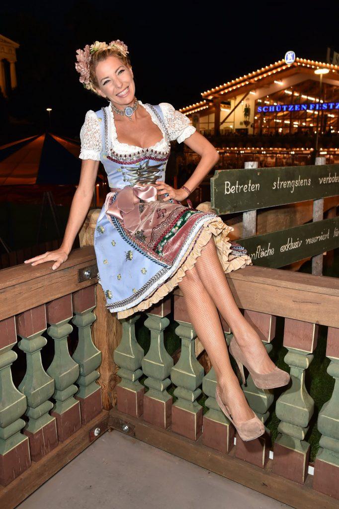 Giulia Siegel is a German actress, presenter, DJ, model