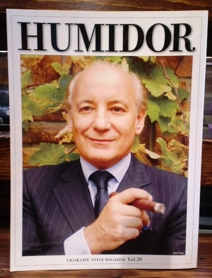 HUMIDOR cigar life style magazine