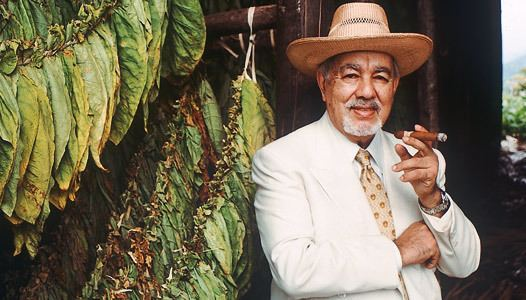 TOP 50 Avo Uvezian Cigar smoking photos