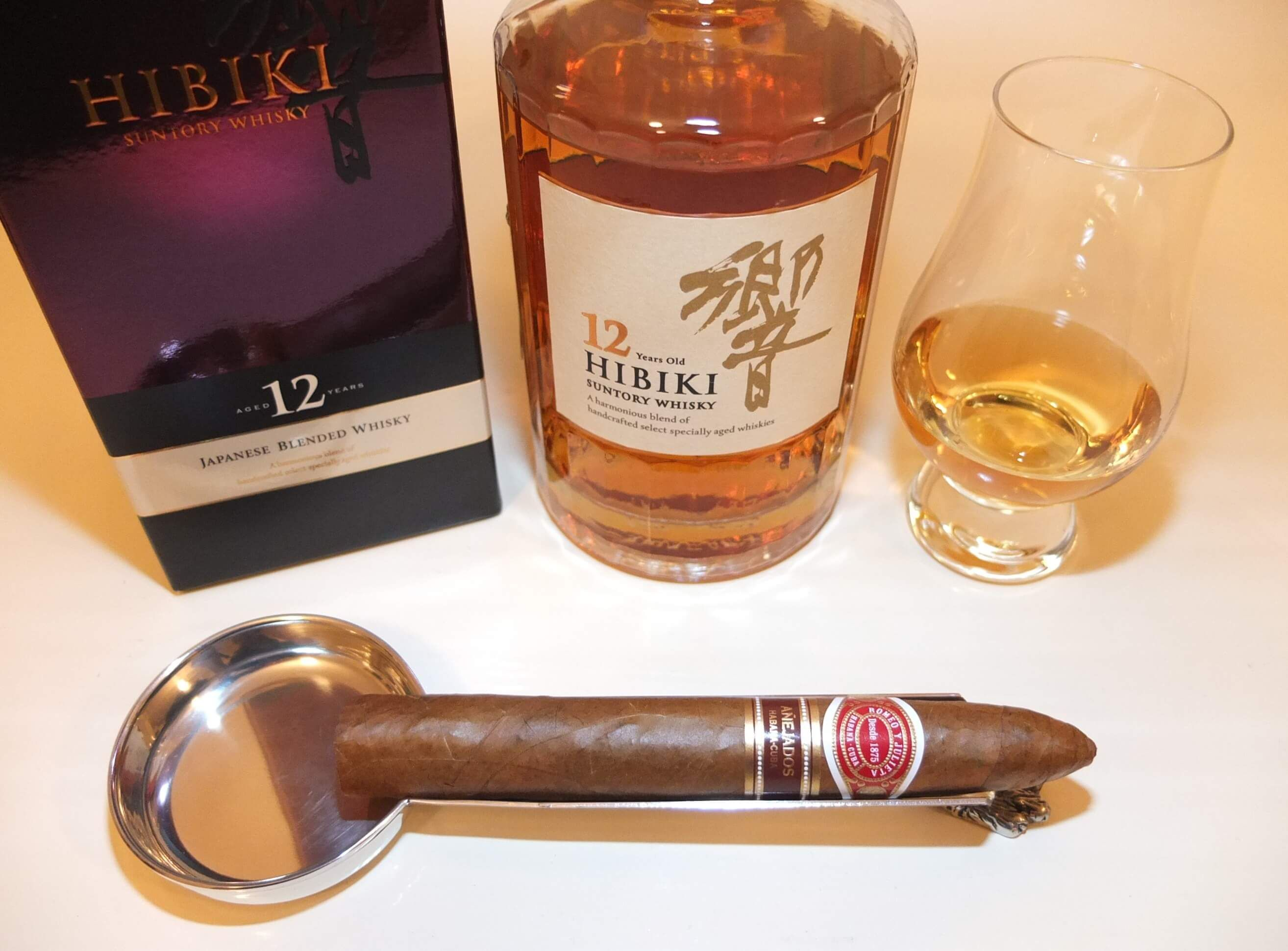 cigars and japan whiskey pairings