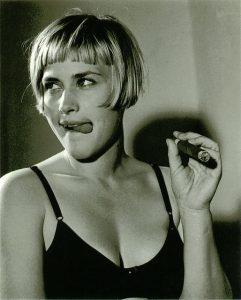 Tea Leoni hot cleavage and Patricia Arquette sexy lingerie