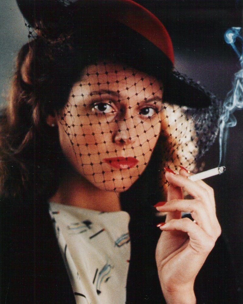 Sigourney Weaver HOT and SMOKE (20 photos) - Celebrity